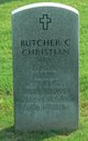 Profile photo:  Butcher C Christian