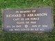 "Profile photo: CPT Richard Stanley ""Abe"" Abramson"