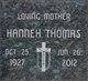 Hanneh Thomas