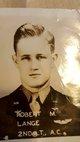 Capt Robert M <I> </I> Lange,