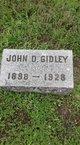John Gidley
