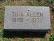 "Profile photo:  Constantine ""Tina"" Allen"