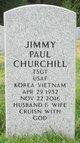 Jimmy Paul Churchill