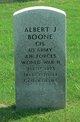 Profile photo:  Albert J Boone