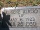 Eugene Henry Alberd