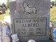 William W Alberd