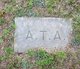 Profile photo:  Almira <I>Tapley</I> Allen