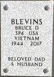 Profile photo:  Bruce David Blevins