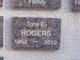 "Tone Elmer ""TR"" Rogers II"