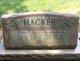 John F Hacker, Sr
