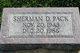 Sherman Dennis Pack