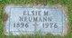 Elsie Maria <I>Neumann</I>