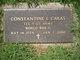 "Constantine L ""Costy"" Caras"