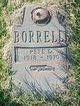 "Profile photo:  Peter Donald ""Pete"" Borrelli"