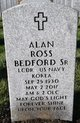 Profile photo:  Alan Ross Bedford, Sr