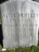 Profile photo:  Alice <I>Bentley</I> Crandon