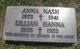 Lillian Violet <I>Hanna</I> Spaulding