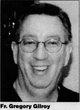 Rev Fr Gregory James Gilroy