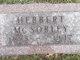 Herbert Mcsorley
