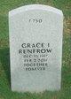 Profile photo:  Grace I Renfrow
