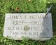 Sgt James Thomas Artman