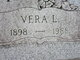Vera <I>Wells</I> Clancy