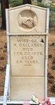 Mary L Gallanar