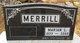 Marian Virginia <I>Lassen</I> Merrill
