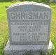 Profile photo:  F Chrisman