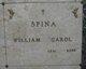 """William H """"Bill"""" Spina, Jr"""