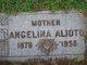 Profile photo:  Angelina <I>Morgano</I> Alioto