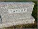 Harriet Henrietta <I>Seckinger</I> Taylor