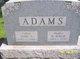 Nancy Jennie <I>Lawton</I> Adams