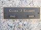 Clara Julianne <I>Lenhart</I> Elliott