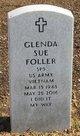 Profile photo:  Glenda Sue <I>Berry</I> Foller