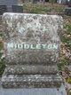 Mary <I>Middleton</I> Vale