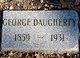 George W Daugherty