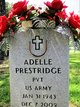 Profile photo:  Adelle Prestridge