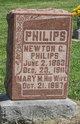 Profile photo:  Newton G Philips
