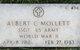 Profile photo:  Albert C Mollett