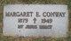 Margaret E <I>Crowe</I> Conway
