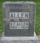 Mrs D. F. Allen