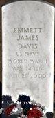 Emmett James Davis