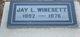 """Jordan Lemuel """"Jay"""" Winesett"""