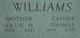 Lillie Mae <I>Broomall</I> Williams