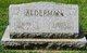 Evelyn Ruth <I>Clark</I> Alderman