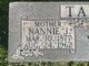 Nannie Jean <I>Rouse</I> Tanner