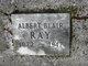 Profile photo:  Albert Blair Ray