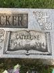 "Catherine Rose ""Trink"" <I>Bailey</I> Boedecker"