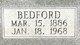 Profile photo:  Bedford Allen